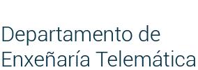 Departamento de Enxeñaría Telemática